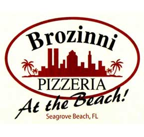 Pizza carry out and delivery in 30A Florida